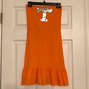 Tennessee Chicka-d Orange Dress